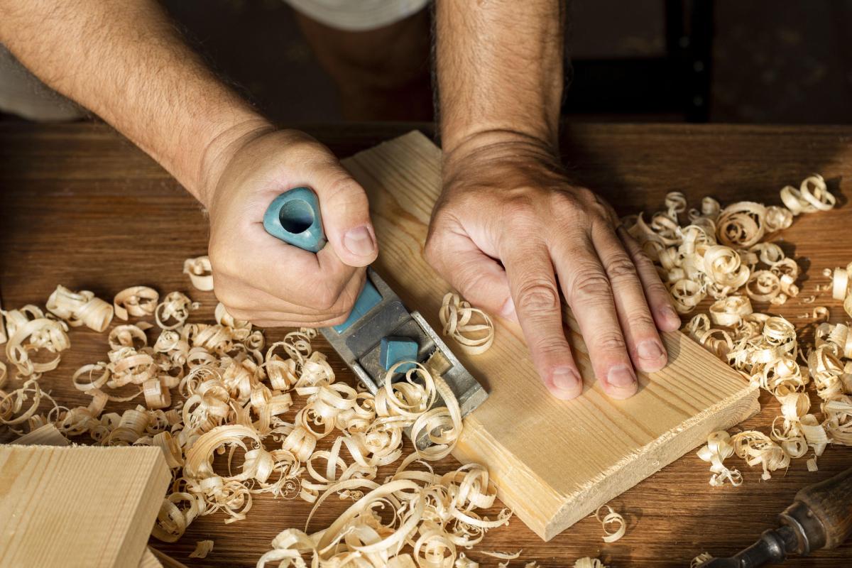 رنده دستی نجاری - لیست ابزار